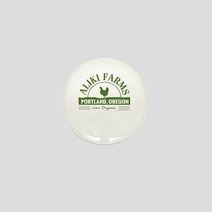 Aliki Farms. Portland Oregon Mini Button