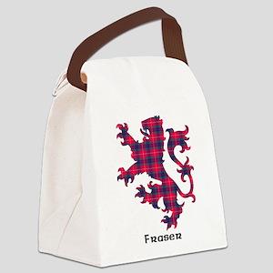 Lion - Fraser Canvas Lunch Bag