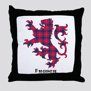 Lion - Fraser Throw Pillow