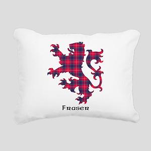 Lion - Fraser Rectangular Canvas Pillow