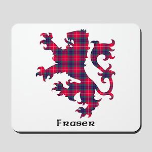 Lion - Fraser Mousepad