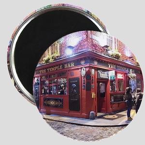 Temple Bar Dublin, Ireland Magnet