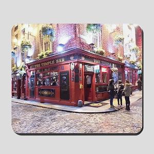 Temple Bar Dublin, Ireland Mousepad