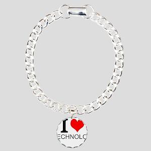I Love Technology Bracelet