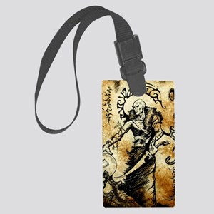 Thulsa Doom Large Luggage Tag