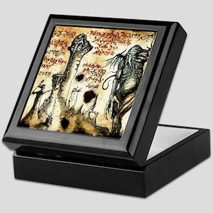 Cthulhu Rituals Keepsake Box