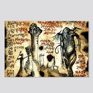Cthulhu Rituals Postcards (Package of 8)
