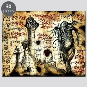 Cthulhu Rituals Puzzle