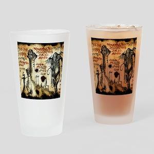 Cthulhu Rituals Drinking Glass