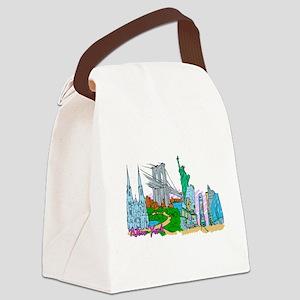 New York City - United States of America Canvas Lu