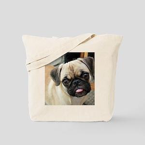 Pugsley The Pug Tote Bag