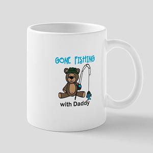 Fishing with Daddy Mugs