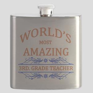 3rd. Grade Teacher Flask
