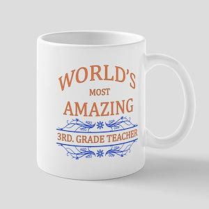 3rd. Grade Teacher Mug