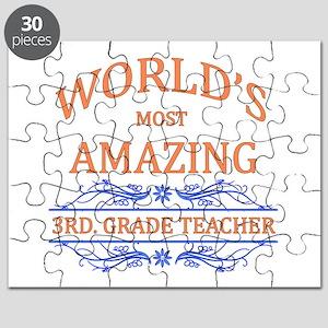 3rd. Grade Teacher Puzzle