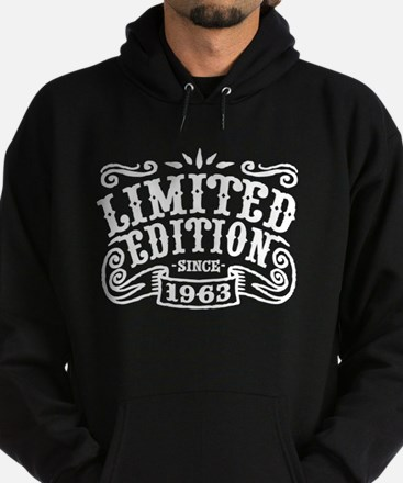 Limited Edition Since 1963 Hoodie (dark)