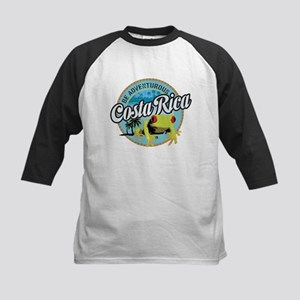 Costa Rica Baseball Jersey