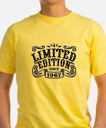 Limited Edition Since 1967 T