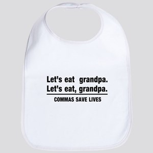 lets eat grandpa Bib