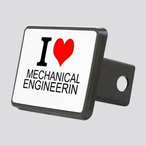 I Love Mechanical Engineering Hitch Cover