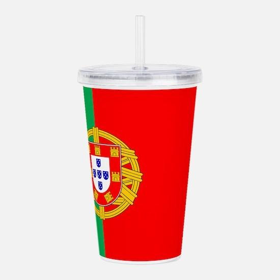 portuguese_flag.gif Acrylic Double-wall Tumbler