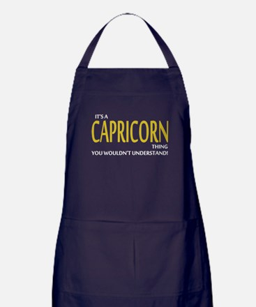Its a CAPRICORN Thing, You Wouldnt Understand! Apr