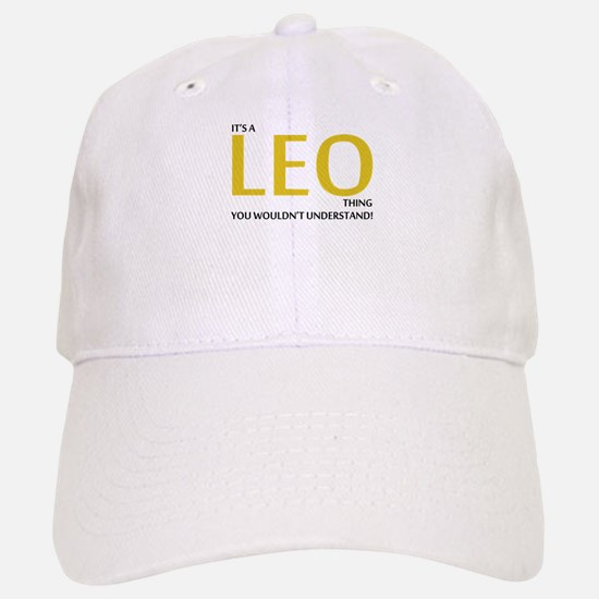 Its A LEO Thing, You Wouldnt Understand! Baseball