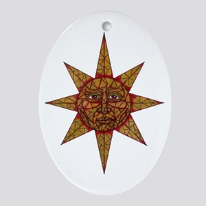 Weaver's Sun (Ornament)