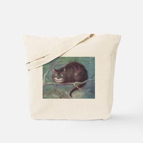 Cheshire Cat - Tote Bag