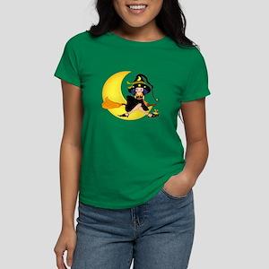 Moon Witch Women's Dark T-Shirt
