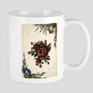 Flowers For Cindy Mugs