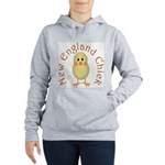 New England Chick Women's Hooded Sweatshirt