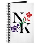 Nicki Kris Logo - Black Lettering Journal