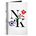 Nicki Kris Logo - Black Lettering Journal