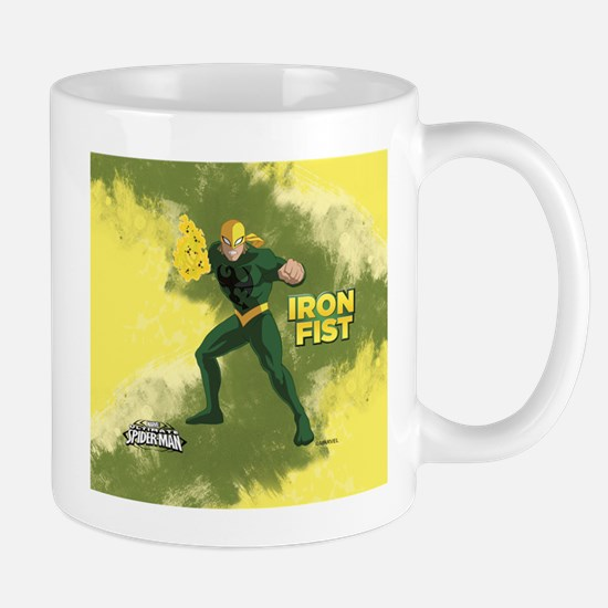 Ultimate Spider-man: Iron Fist Mug