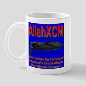 AXCM (AllahXCM) Anti-terroris Mug