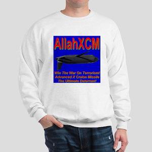 AXCM (AllahXCM) Anti-terroris Sweatshirt