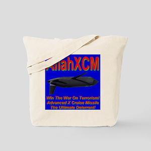 AXCM (AllahXCM) Anti-terroris Tote Bag