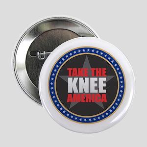 "Take the Knee 2.25"" Button"