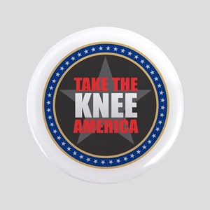 "Take the Knee 3.5"" Button"