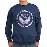 Shelter Pets Sweatshirt (dark)