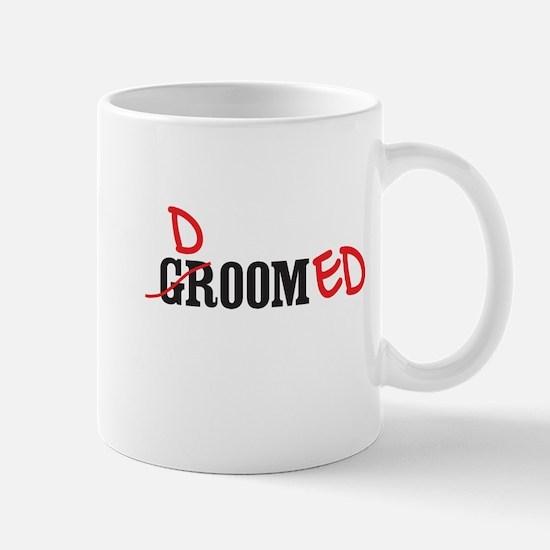 Groom = Doomed Mugs