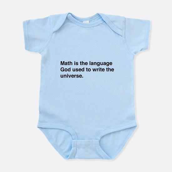 Math god universe Body Suit