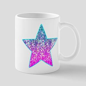 Glitter 9 Mug