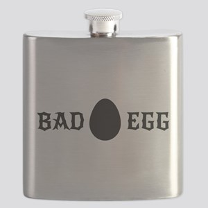 Bad egg Flask