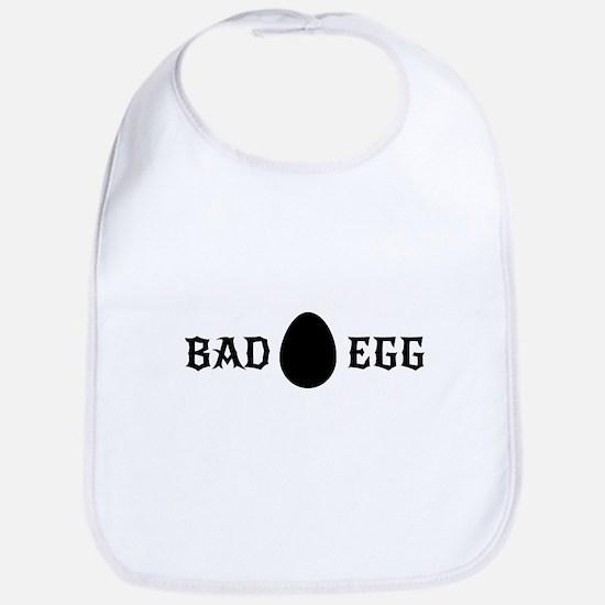 Bad egg Bib