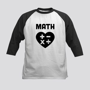 math love Baseball Jersey