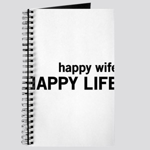 Happy Wife, Happy Life Journal