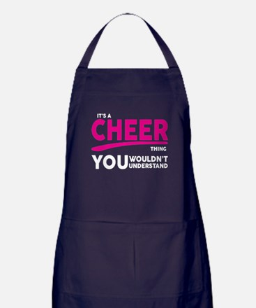Its A Cheer Thing, You Wouldnt Understand! Apron (