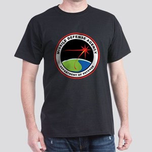 Missile Defense Agency Logo Dark T-Shirt